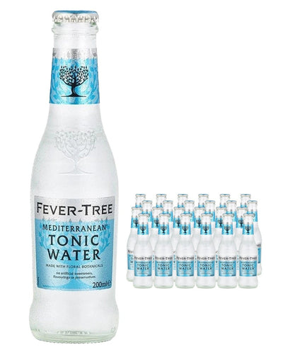 Image: Fever-Tree Mediterranean Tonic Water, 24 x 200 ml Multipack