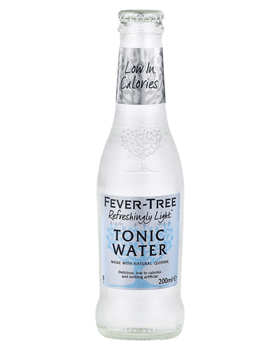 Image: Fever-Tree Refreshingly Light Indian Tonic Water, 200 ml
