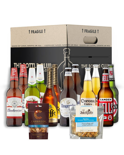 Image: Father's Day Beer Gift Box
