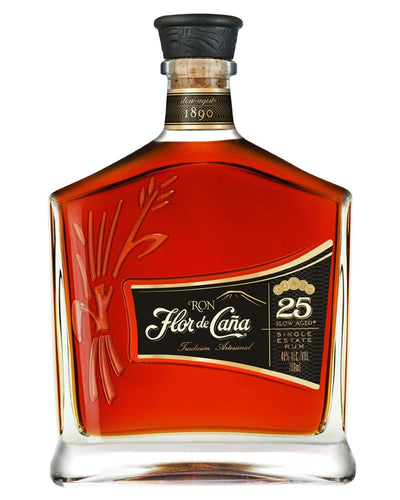 Image: Flor de Cana 25 Year Old Rum, 70 cl