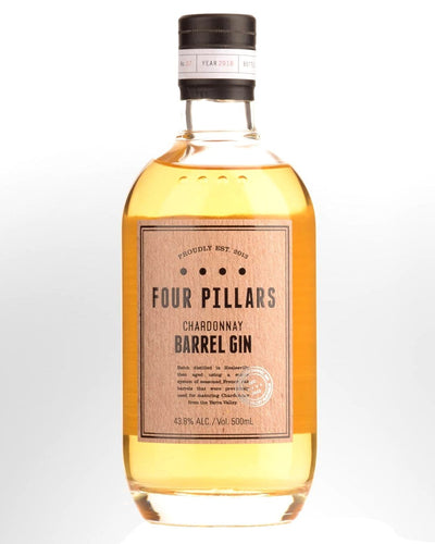 Image: Four Pillars Barrel Aged Chardonnay Gin, 50 cl