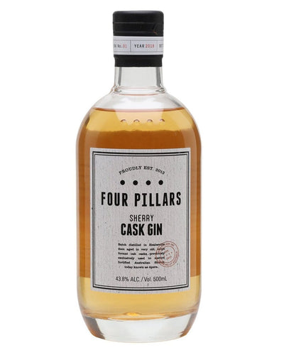 Image: Four Pillars Sherry Cask Gin, 50 cl