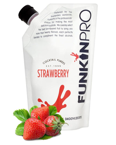Image: Funkin Strawberry Purée, 1 KG