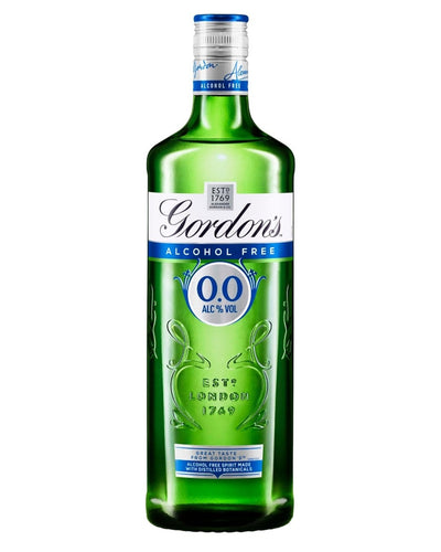 Image: Gordon's 0.0% Alcohol Free, 70 cl