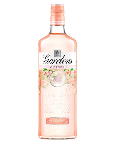 Image: Gordon's White Peach Distilled Gin, 70 cl