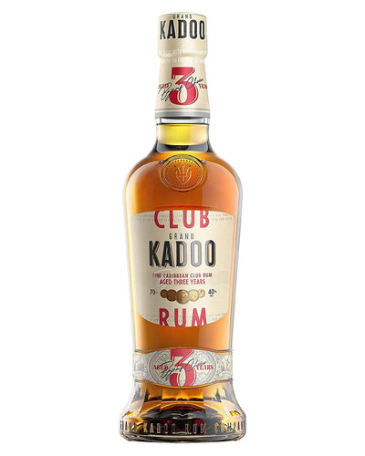 Image: Grand Kadoo 3 Year Old Rum, 70 cl