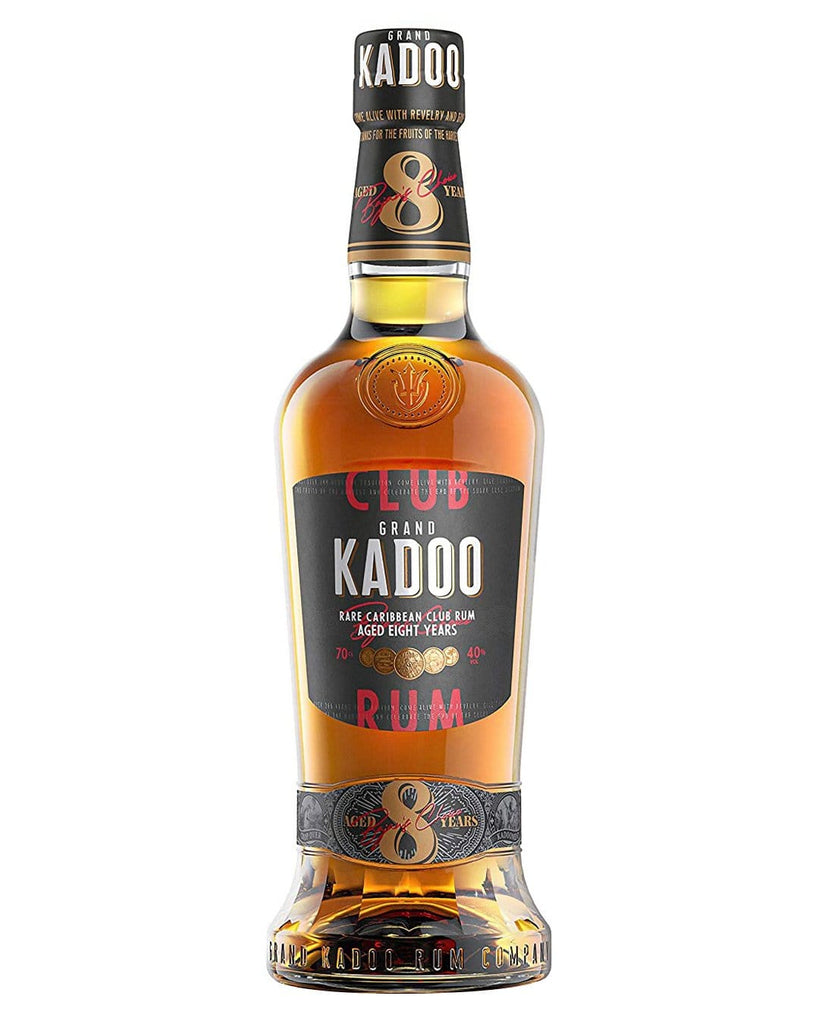Grand Kadoo 8 Year Old Rum, 70 cl