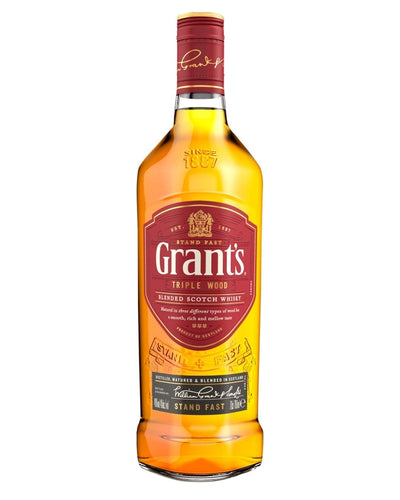 Image: Grant's Family Reserve Triple Wood Blended Whisky, 70cl