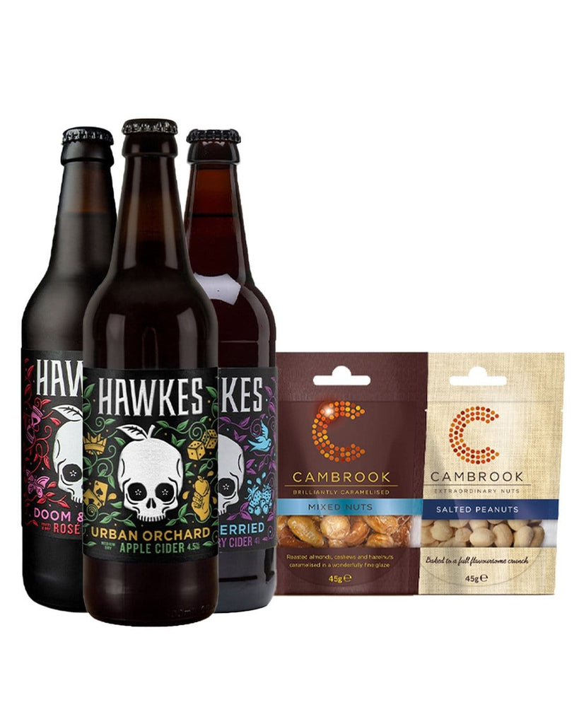 Father's Day Hawkes Cider Gift Box