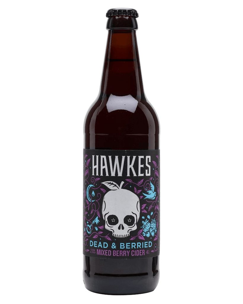 Hawkes Dead & Berried Cider, 500 ml