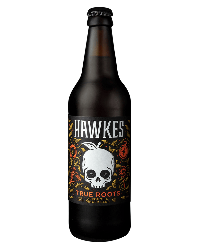 Hawkes True Roots Ginger Beer, 500 ml