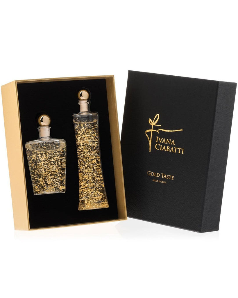 Ivana Ciabatti Gold Taste Exclusive Gift Set, 2 x 20 cl