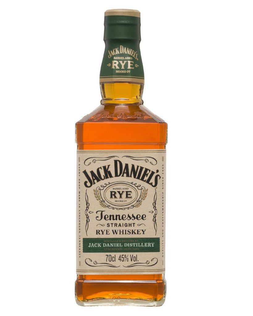 Jack Daniel's Tennessee Rye Straight Whisky, 70 cl