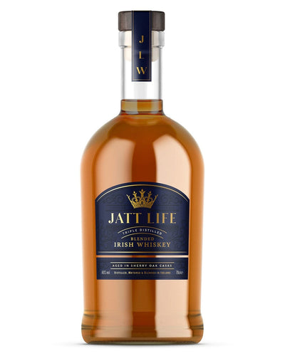 Image: Jatt Life Whiskey, 70 cl SHIPPING WITH FREE T-SHIRT