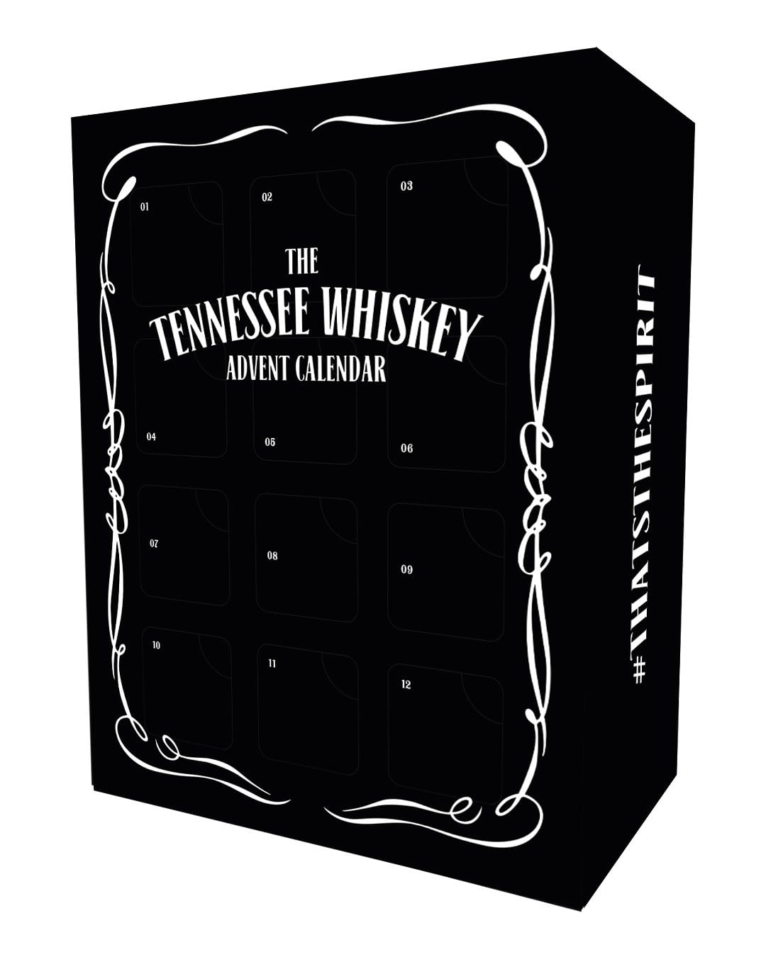 PRE-ORDER The Jack Daniels Advent Calendar, 12 x 5 cl