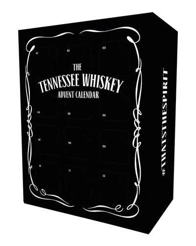Image: PRE-ORDER The Jack Daniels Advent Calendar, 12 x 5 cl