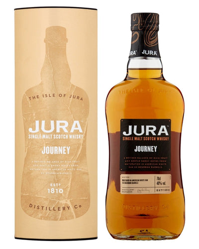 Image: Jura Journey Malt Whisky, 70 cl