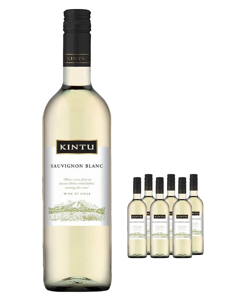 Kintu Sauvignon Blanc (Case of 6 x 75 cl)