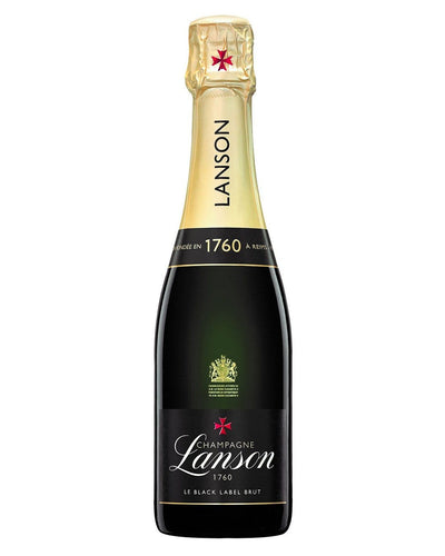 Image: Lanson Black Label Half Bottle, 375 ml