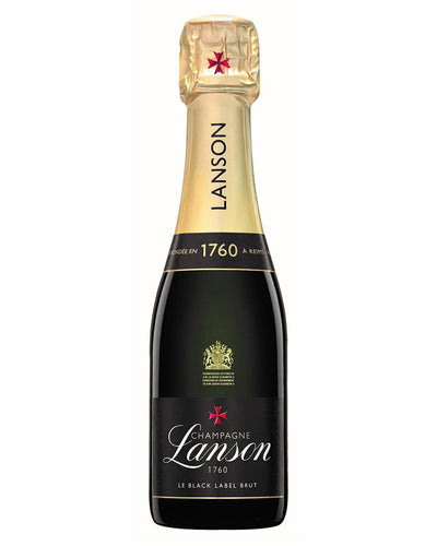 Image: Lanson Black Label Quarter Bottle, 20 cl