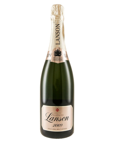 Image: Lanson Gold Label 2009 Champagne, 75 cl