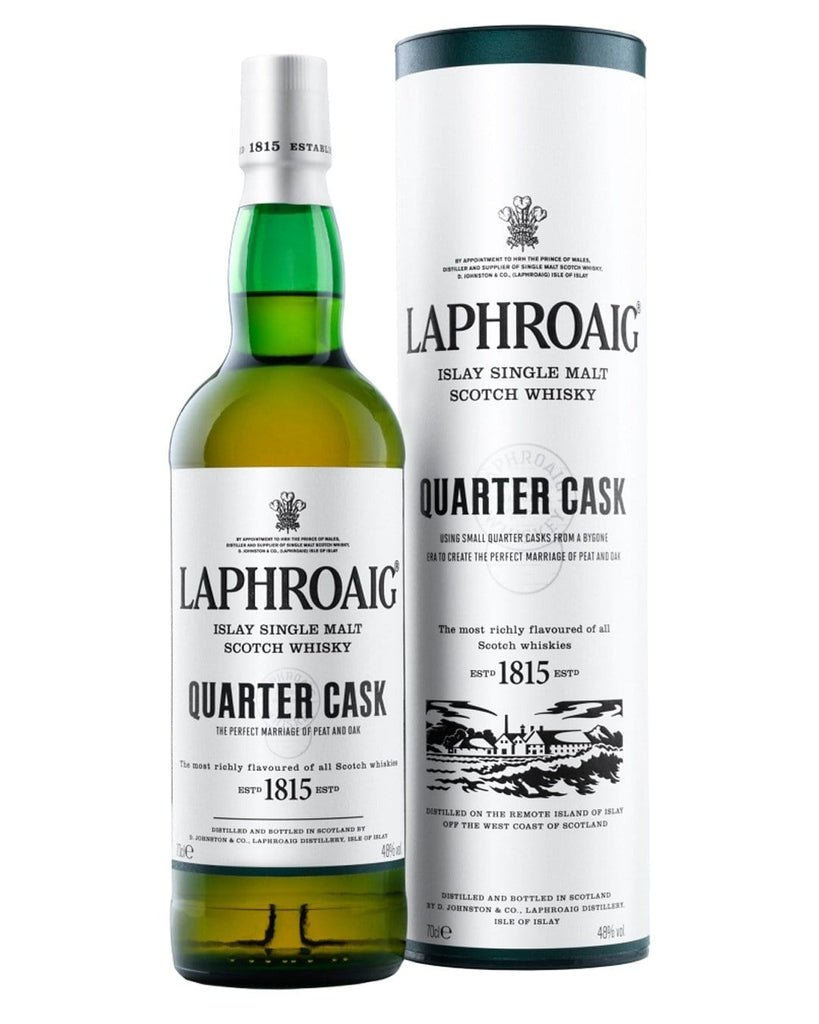 Laphroaig Quarter Cask Whisky, 70 cl