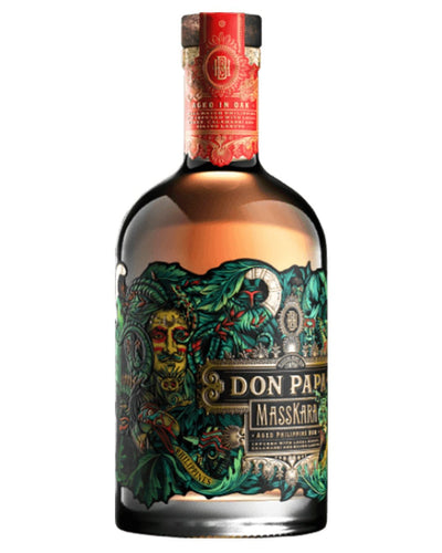 Image: Limited Edition Don Papa Masskara Rum, 70 cl