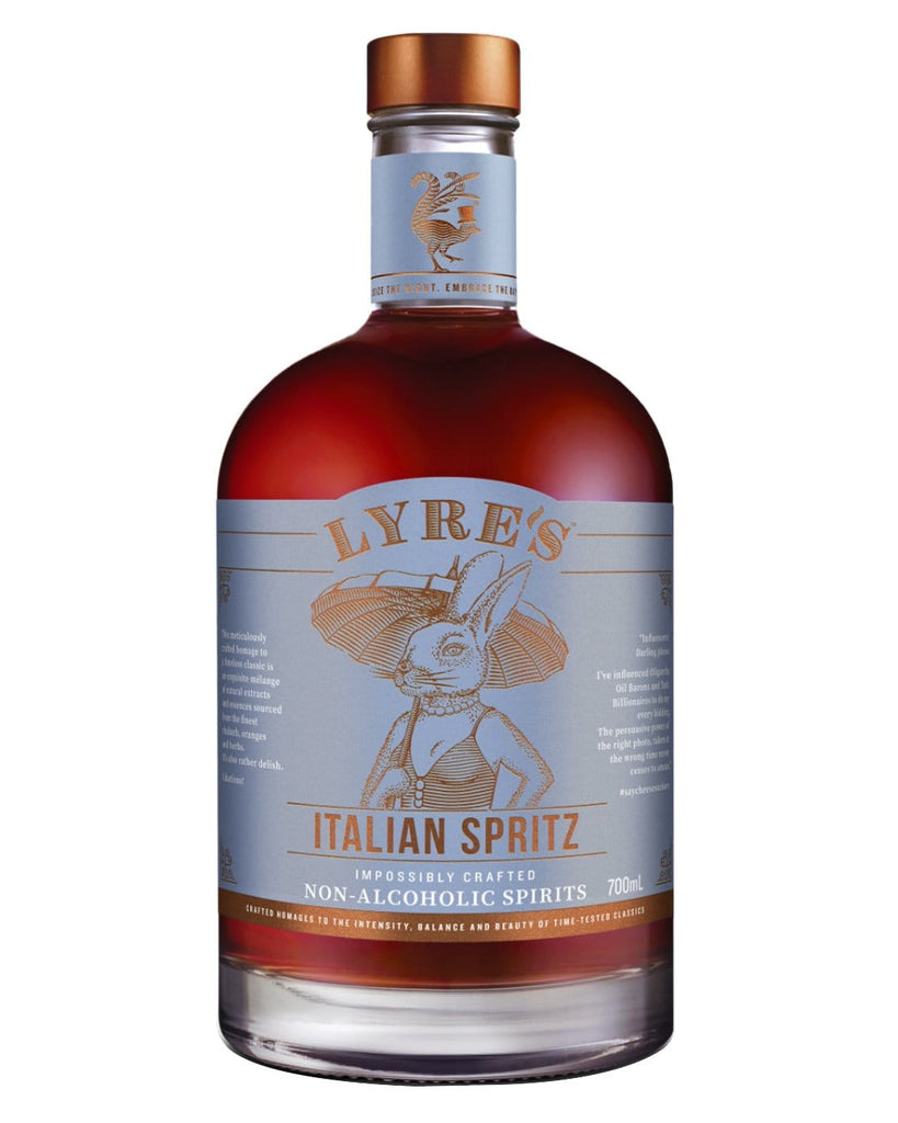 Lyre's Italian Spritz - Aperol Alternative, 70 cl