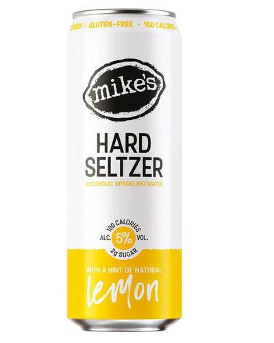 Image: Mike's Hard Seltzer Lemon, 1 x 330 ml
