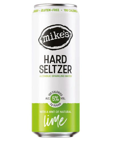 Image: Mike's Hard Seltzer Lime, 1 x 330 ml