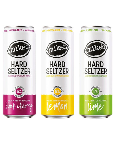 Image: Mike's Hard Seltzer 3 for £5 Trio, 3 x 330 ml