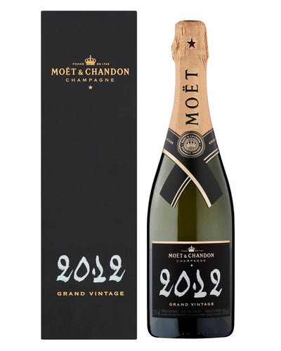 Image: Moët & Chandon Grand Vintage 2012 in Gift Box, 75 cl