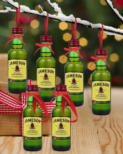 Image: PRE-ORDER Merry Baubles - Jameson Whiskey Miniature Set