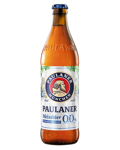 Image: Paulaner Weisbier Alcohol Free, 50 cl