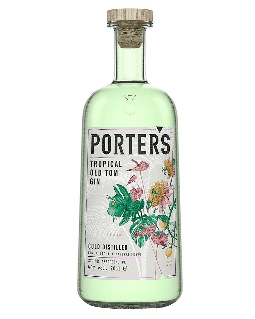 Porter's Tropical Old Tom Gin, 70 cl