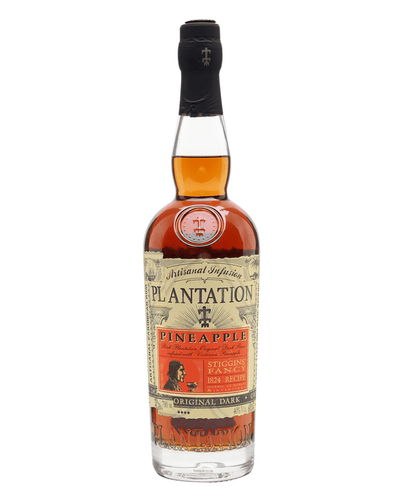 Image: Plantation Pineapple Rum, 70 cl
