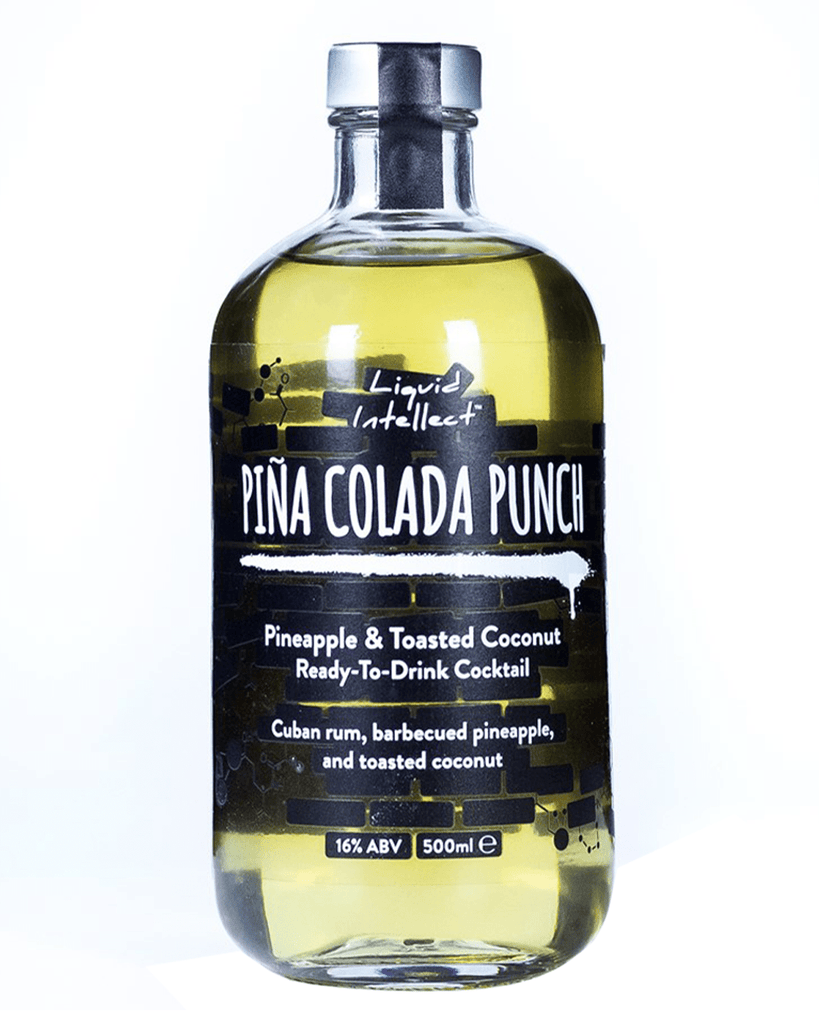 Pina Colada Punch Premixed Cocktail, 50 cl