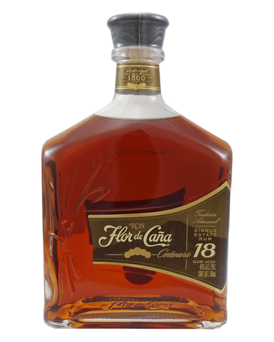 Image: Flor de Cana 18 Year Old Rum, 70 cl