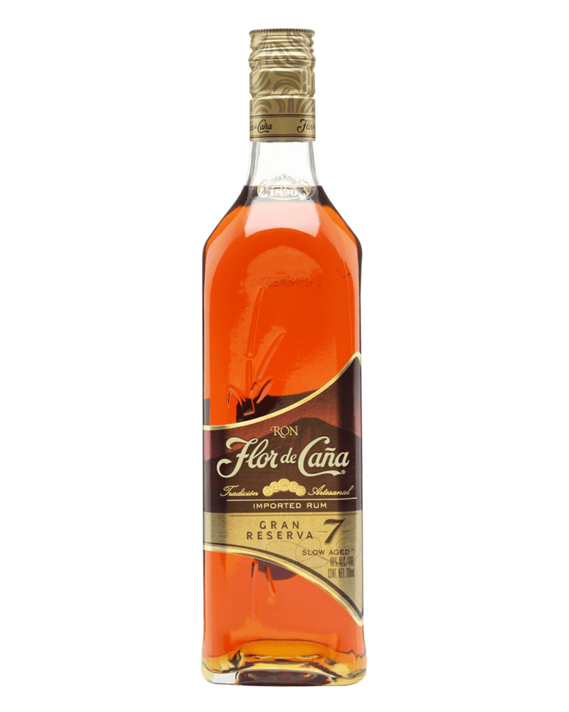Flor de Cana 7 Year Old Grand Reserva Rum, 70 cl
