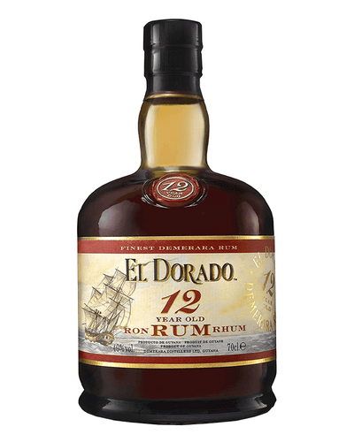 Image: El Dorado 12 Year Old Rum, 70 cl