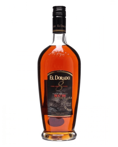 Image: El Dorado 8 Year Old Rum, 70 cl