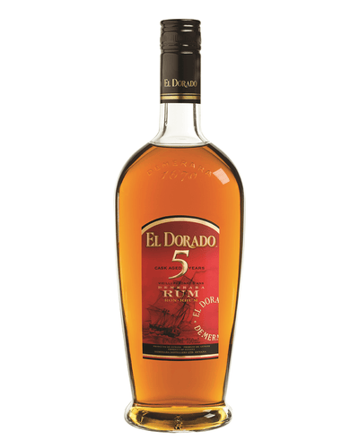 Image: El Dorado 5 Year Old Rum, 70 cl