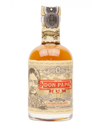 Image: Don Papa 7 Year Old Rum, 70 cl