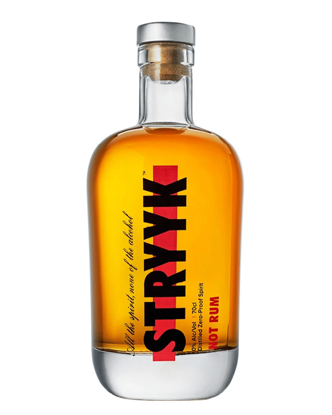 Stryyk Not Rum, 70cl