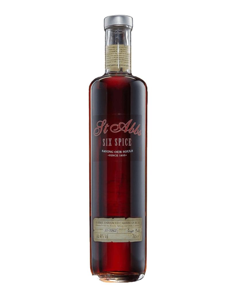 St Abbs Six Spice Rum, 70 cl
