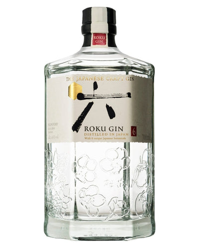 Shop Roku Japanese Gin, 70 cl at The Bottle Club