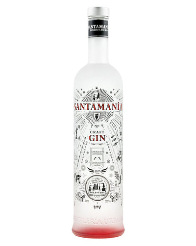 Image: Santamania Craft Gin, 70 cl