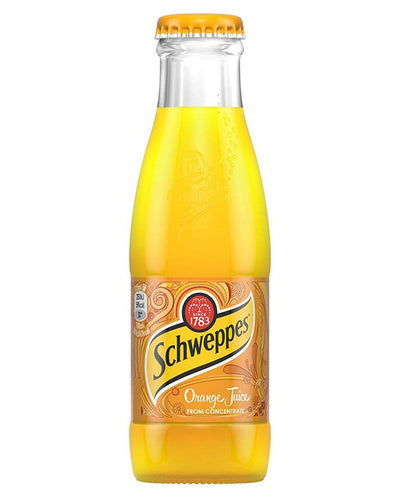 Image: Schweppes Orange Juice, 125 ml