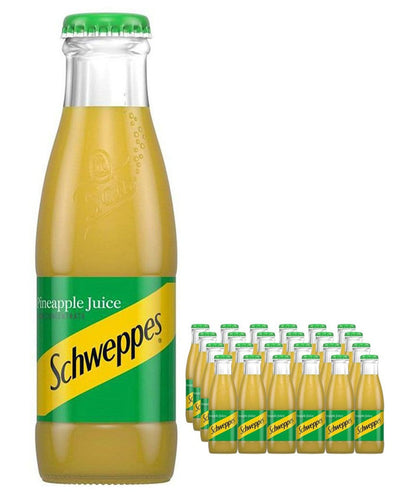 Image: Schweppes Pineapple Juice, 24 x 125 ml Multipack