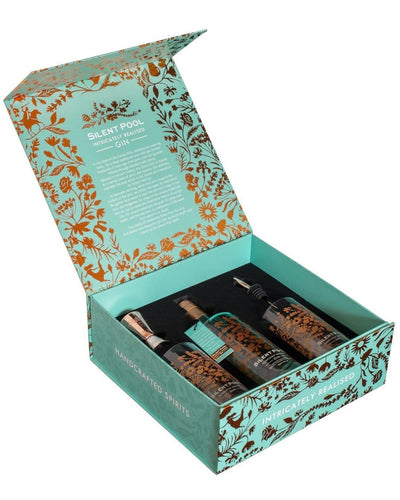 Image: Silent Pool Distillers Luxury Gift Box, 70 cl